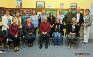 Pastoral Council 2014/2015