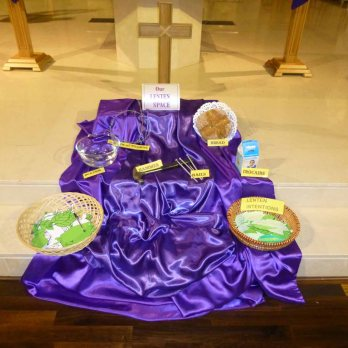 Our Lenten Space