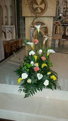easter flowers 2016 1