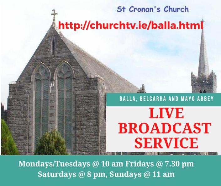 new parish webcam